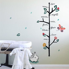 Contemporary Kids Decor by Blik