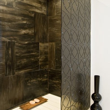 contemporary showers by Float Glass Design