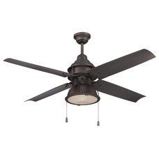 Industrial Ceiling Fans by Chadwick Design