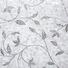 Eclectic Tile by Artsaics Studios