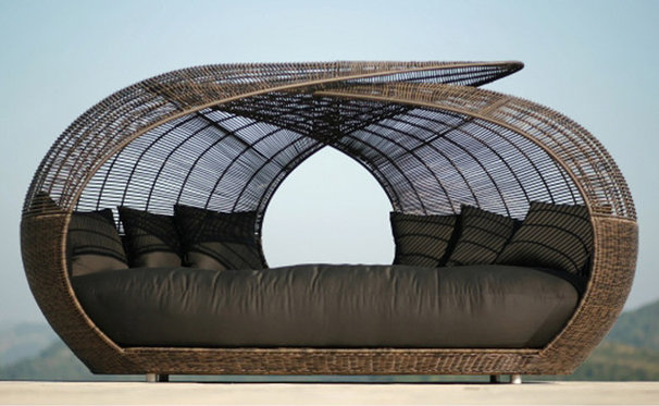 Contemporary Outdoor Sofas by Hospitality Design Source