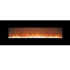 Modern Indoor Fireplaces by Ethanol Fireplaces
