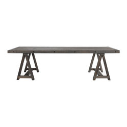 Brownstone Karsten Dining Table