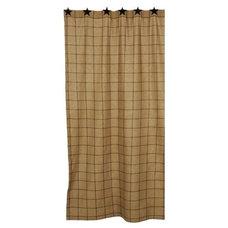 Farmhouse Shower Curtains by Ben Franklin Online