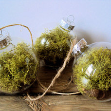 Rustic Christmas Ornaments by Etsy