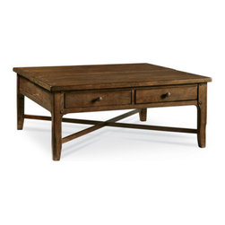 Universal Furniture - Millhouse Lift Top Table -