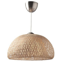 tropical pendant lighting by IKEA