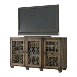 Hooker Furniture - Hooker Furniture 64in. Entertainment Console - The Entertainment Console 64 ...
