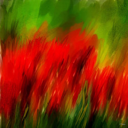 Red And Green -