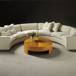 Thayer Coggin - Design Classic 825 Sectional by Milo Baughman from Thayer Coggin - Thayer Coggin Inc.