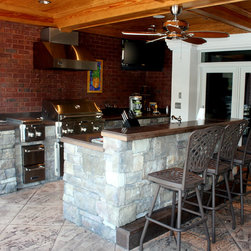 Outdoor Kitchens - Southern Hearth & Patio, Clay Dennis