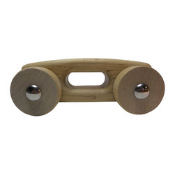 RootsRoller USA - Roots Roller Toy, Natural - A simple toy.