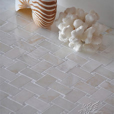 Modern Flooring by Cabochon Surfaces & Fixtures