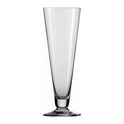 Schott Zwiesel Tritan Footed Pilsner Glasses - Set of 6 - Whether watching the game or entertaining guests, make your beer a more refined experience with the Schott Zwiesel Tritan Footed Pilsner Glasses - Set of 6. The high-quality Tritan crystal glass sparkles with elegance, and the dishwasher-safe design ensures easy clean up.About Fortessa, Inc.You have Fortessa, Inc. to thank for the crossover of professional tableware to the consumer market. No longer is classic, high-quality tableware the sole domain of fancy restaurants only. By utilizing cutting edge technology to pioneer advanced compositions as well as reinventing traditional bone china, Fortessa has paved the way to dominance in the global tableware industry.Founded in 1993 as the Great American Trading Company, Inc., the company expanded its offerings to include dinnerware, flatware, glassware, and tabletop accessories, becoming a total table operation. In 2000, the company consolidated its offerings under the Fortessa name. With main headquarters in Sterling, Virginia, Fortessa also operates internationally, and can be found wherever fine dining is appreciated. Make sure your home is one of those places by exploring Fortessa's innovative collections.