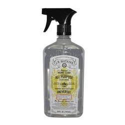 J.r. Watkins Natural All Purpose Cleaner Aloe And Green Tea - 24 Fl Oz - J. R. Watkins Natural All Purpose Cleaner Aloe And Green Tea Description: