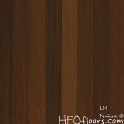 "LM Exotics - Exotics smooth brazilian cherry hardwood Natural 1/2"" x 5"" x 48"" RL. Available at HFOfloors.com."