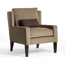 Contemporary Chairs by Jane Lockhart Interior Design