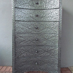 San Marino Chest - Here's a little something different and shiny for the bedroom.