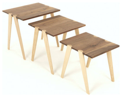 Side Tables And Accent Tables Prudence Nesting Tables