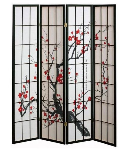 Asian Screens And Wall Dividers by Beth Connolly