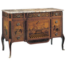 Traditional Accent Chests And Cabinets by Inviting Home Inc