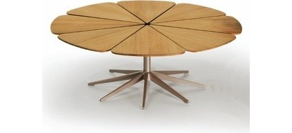 Modern Outdoor Dining Tables by YLiving.com