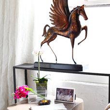 Eclectic  by Saavedra Design Studio