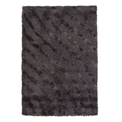 Chandra - Chandra Scandia Modern / Contemporary Hand Woven Shag Rug X-32-00212ACS - Chandra Scandia Modern / Contemporary Hand Woven Shag Rug X-32-00212ACS