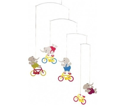 Eclectic Mobiles by Comfort1st