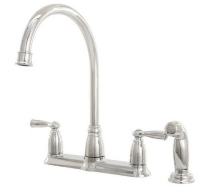 Traditional Kitchen Faucets by Home Depot
