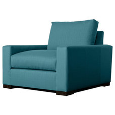 Contemporary Armchairs And Accent Chairs by Thrive Home Furnishings