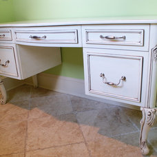 Traditional Bathroom Vanities And Sink Consoles by Paravan Wood Design