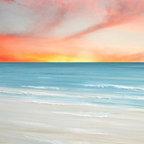 Beach Art, Affordable art, Accent wall art, Paintings,  Contemporary art, - Francine Bradette