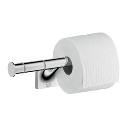 Axor | Starck Organic Double Toilet Paper Holder -