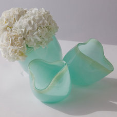 Contemporary Vases by The Southern Home