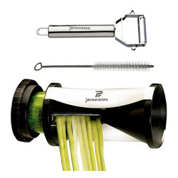Procizion - Procizion Vegetable Spiral Slicer - Are You Ready to Add More Healthy and Delicious Vegetables to Your Diet?