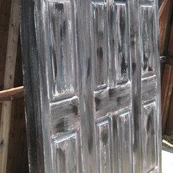 Headboards Made From Doors - Headboards made from doors