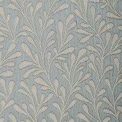 Leaf/Foliage/Vine - Aegean Upholstery Fabric - Item #1011465-246.