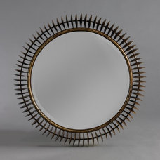 Eclectic Mirrors by DwellStudio