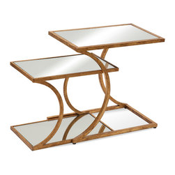 Bassett Mirror - Bassett Mirror Clement Nesting Accent Table - Clement Nesting Accent Table