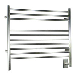 Amba Towel Warmers - Amba Towel Warmers Jeeves LSP-40 L Straight - Towel Warmer / Towel Dryer