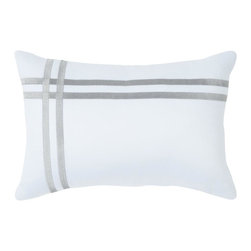 "Jennifer Taylor Home - Pillow, Motif 14"" x 20"" - Motif Pillow"