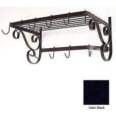 Modern Pot Racks And Accessories by Vista Stores