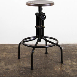 L Usine Counter Stool Cdi 16w 16d X 26 31h Available