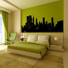 Contemporary Decals by Wall Star Graphics