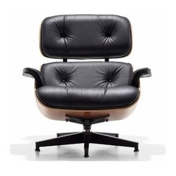 Herman Miller - Herman Miller | Eames® Lounge Chair - Design by Charles & Ray Eames, 1956.