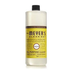 Mrs. Meyer's All Purpose Cleaner - Sunflower - Case Of 6 - 32 Fl Oz - Mrs. Meyer's Clean Day Sunflower All Purpose Cleaner is a hard-working generalist for natural cleaning on all non-porous multi-surfaces. Safe and effective for bathroom and kitchen cleaning of floors, counters, and other surfaces. It's concentrated, hard-working and earth-friendly. Requires dilution for use. Made in the USA.