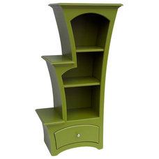 Mediterranean Bookcases by Zin Home