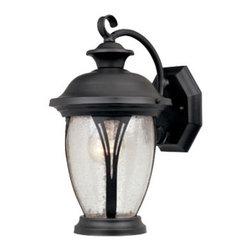 "Westchester 7"" Wall Lantern - 7 inches Wall Lantern1 Edison base lamp,100 W. Max."