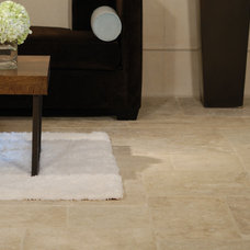 Mediterranean Wall And Floor Tile by Alkusari Stone